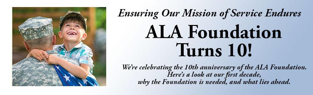 ALA Foundation Anniversary