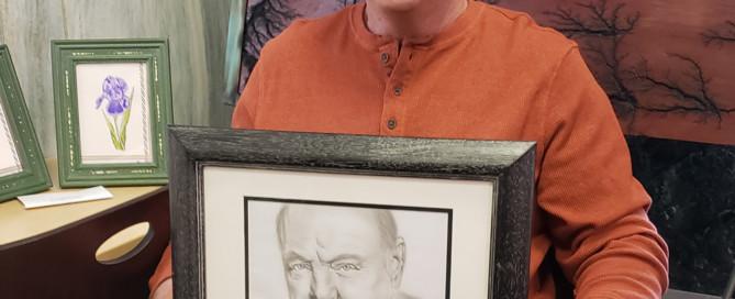 Veteran Artist Michael Lentz