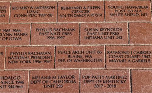 ALA Foundation Legacy Bricks